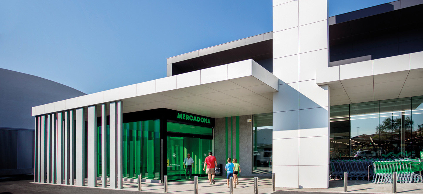 The New Efficient Store Model - Mercadona