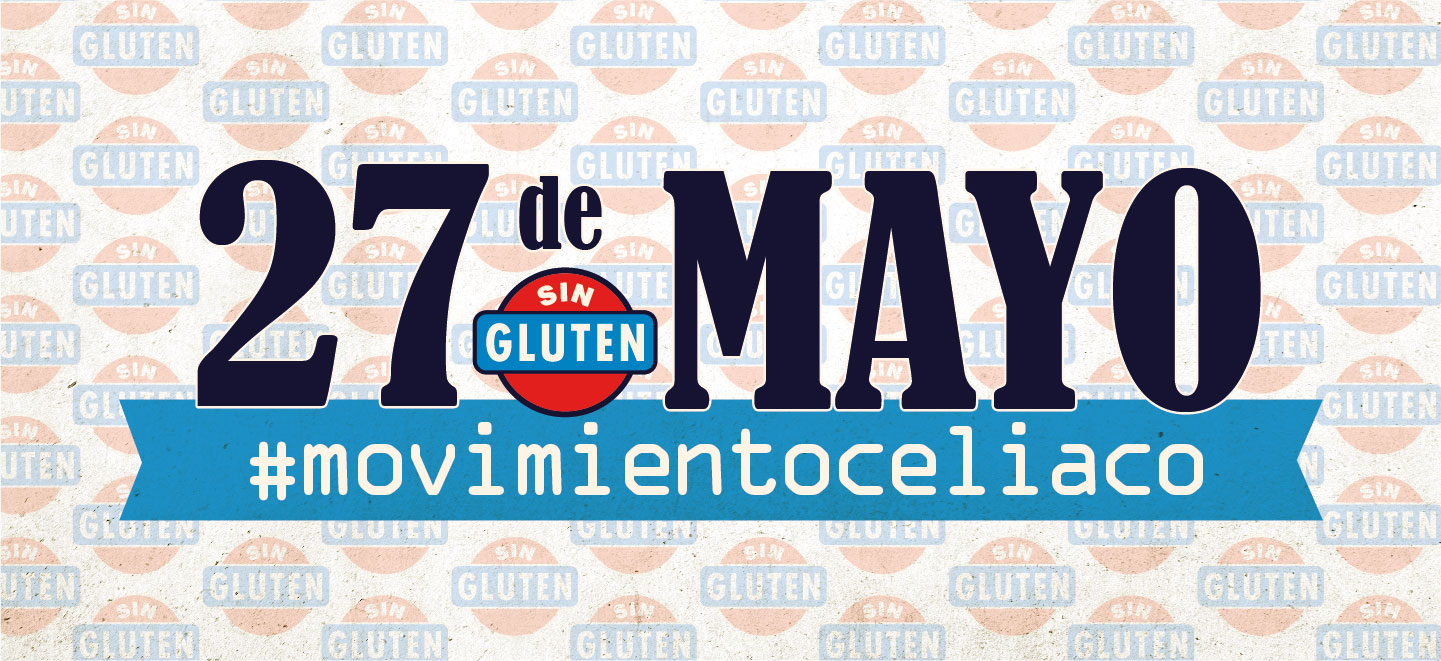National Coeliac Day is celebrated in Spain on the 27th of May.