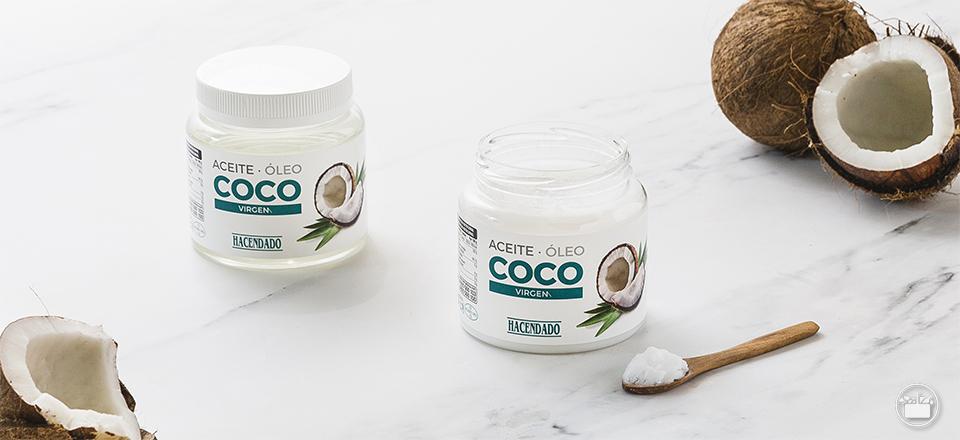 Aceite de Coco 100% natural de Mercadona - Mercadona