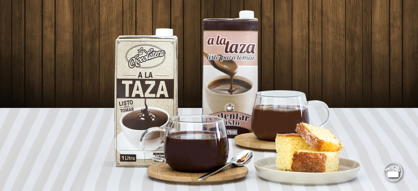 Chocolate a la taza en Mercadona