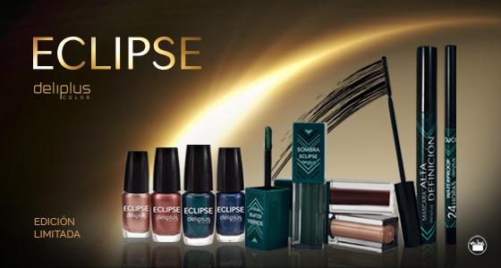 Nueva Colección Eclipse de Deliplus para tus ojos - Mercadona