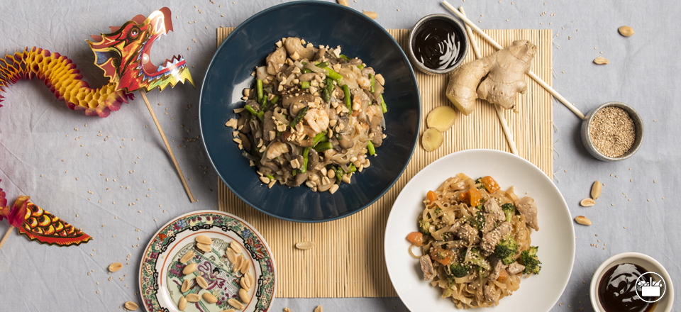 Dos Recetas De Noodles A Elegir Mercadona