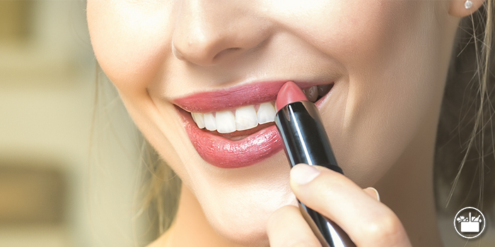 Consigue un look natural con un tono suave de labial