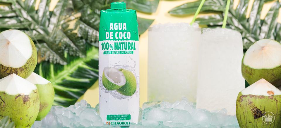 e372675fe Agua de Coco 100% natural de Mercadona - Mercadona