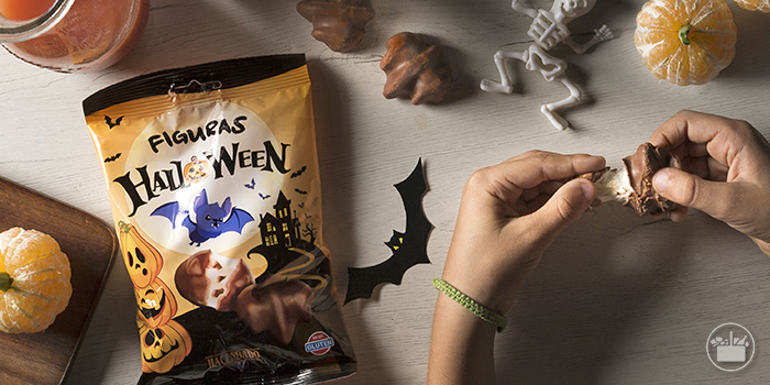 Texto 9 Halloween chocolates chucherias