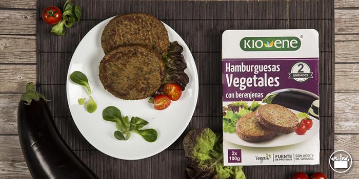 Descubre las hamburguesas vegetales de Mercadona