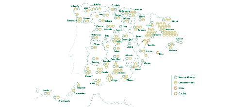Mercadona colabora con más de 100 comedores sociales y 55 bancos de ...