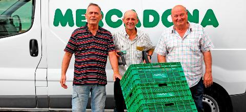 Mercadona colabora con el Comedor Social del Barrio San Gabriel ...