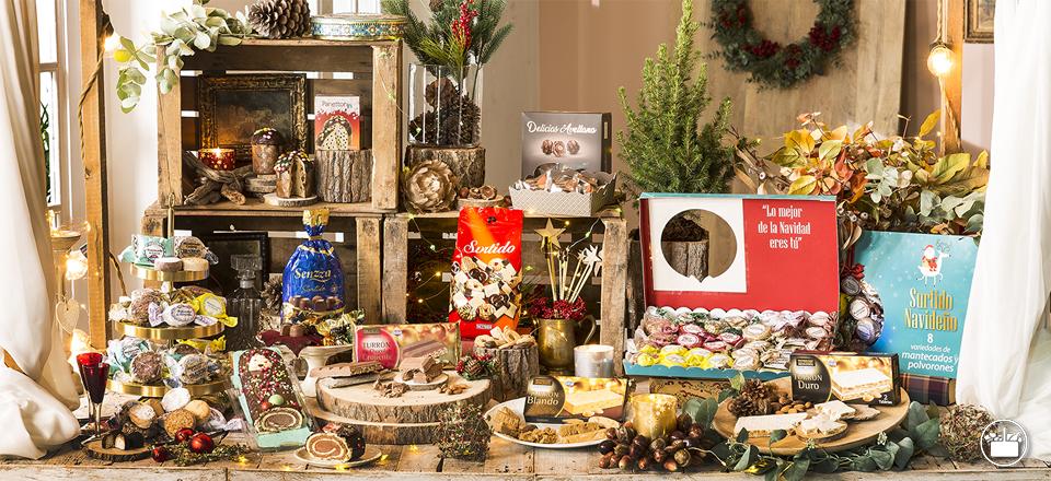 Como Decorar Una Carniceria En Navidad.Dulces De Navidad En Mercadona Mercadona