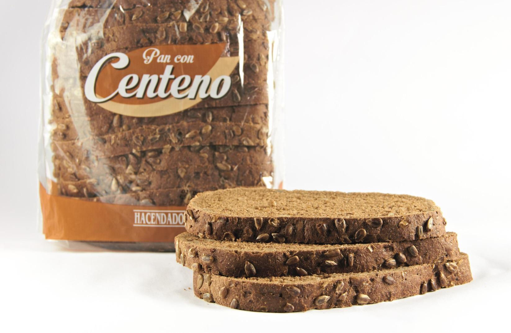 Resultado de imagen de pan con centeno mercadona
