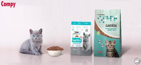 piensos compy para gatitos: la mejor opción para alimentar a tu