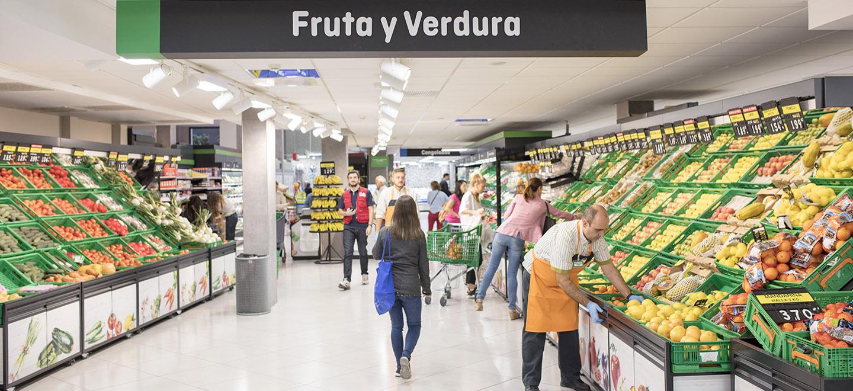 Nuevo supermercado mercadona en sevilla mercadona for Ahorro total villalba