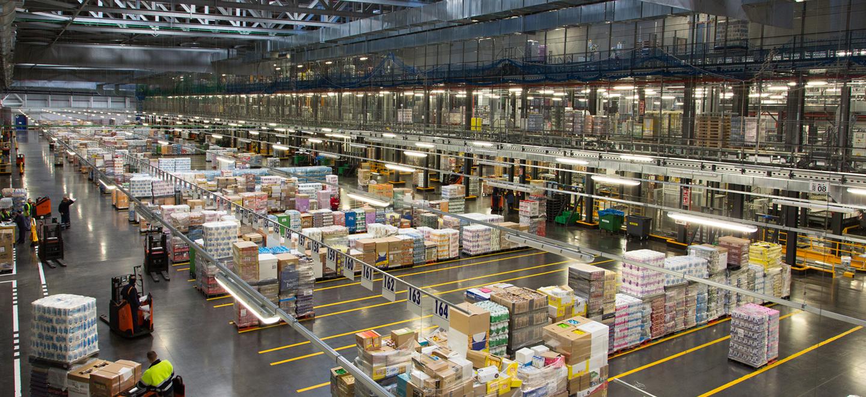 Resultado de imagen de almacén logístico